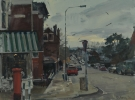 THE PENYLAN PANTRY AND BLENHEIM ROAD, CARDIFF, Price: £3250.00, Medium: Oil on Board, Size: 12 X 16 INS