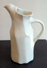 FACETD JUG 1, Price: £45.00, Medium: Porcelain