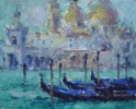 MISTY DAY, VENICE has been sold