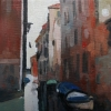 QUIET CANAL, VENICE has been sold
