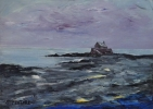 PORTH CWYFAN EVENING LIGHT has been sold