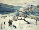 SNOW IN THE WELSH BORDERS has been sold