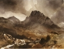TRYFAN, Price: £1400.00, Medium: Mixed Media, Size: 12x15.5ins
