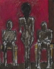 THREE FIGURES , Price: £980.00, Medium: Ink & Watercolour