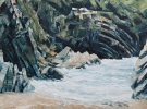 CASTELL BACH, CWMTYDU by GWYN ROBERTS (has been sold)