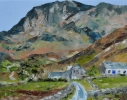 BWTHYN/COTTAGE, NANT FFRANCON by GWYN ROBERTS (has been sold)
