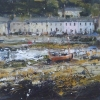HARBOUR STUDY 2 by CHRIS PROUT (has been sold)