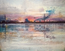 PORT TALBOT REFLECTIONS by PETER KETTLE FRSA RCA (has been sold)