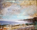 SAUNDERSFOOT BAY by PETER KETTLE FRSA RCA, Price: £550.00, Medium: Mixed Media, Size: 20X25cm