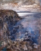 SKOKHOLM ISLAND FROM GATEHOLM-PEMBROKESHIRE by PETER KETTLE FRSA RCA, Price: £1450.00, Medium: Mixed Media, Size: 60X50cm