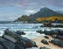 ANGLESEY COAST by DAVID BARNES (has been sold)
